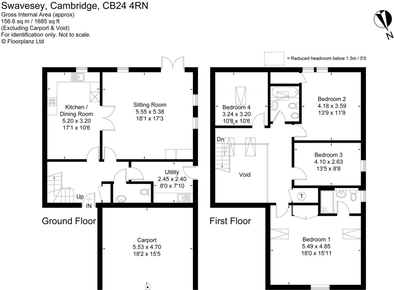 4 Bedroom House For Sale In The Grain Store Swan Court Middle Attic Room 2 Wiring Diagram Watch Swavesey Cambridge Cb24