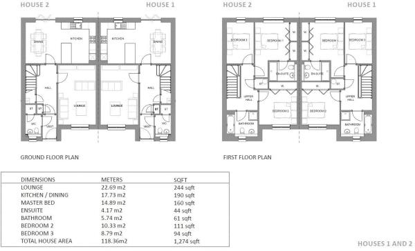 House 2 Floor Plan