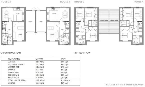 House 4 Floor Plan