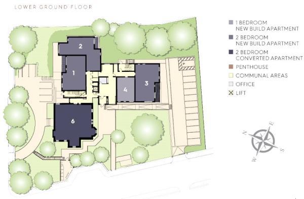 Apt 2 Location Plan