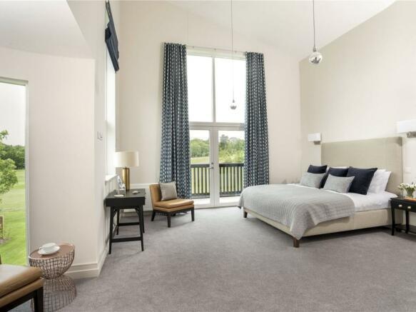 Show Home - Bedroom
