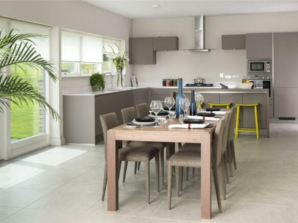 Show Home - Kitchen