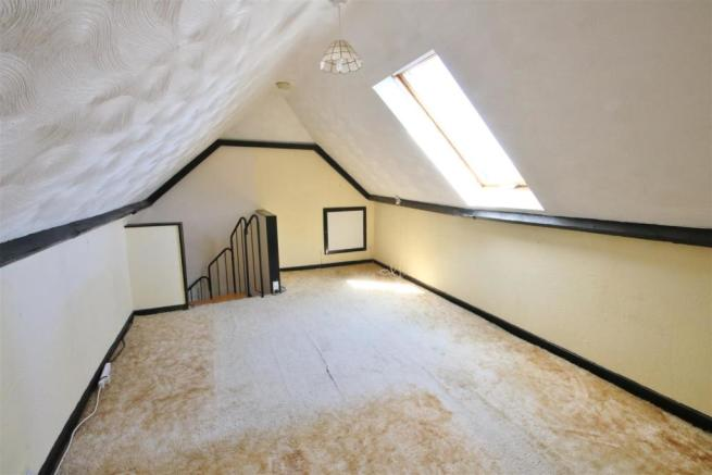 Attic Room/ Bedroom Three
