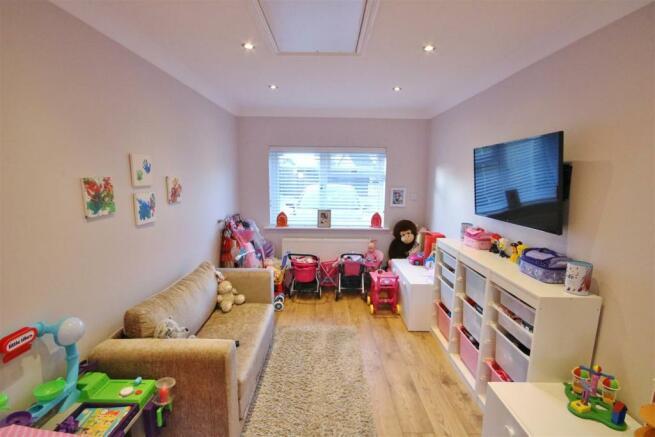 Utility/Play Room/Bedroom Five