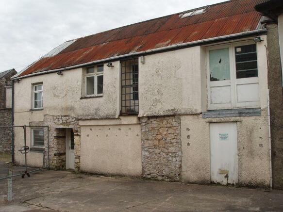 Former Cottage...