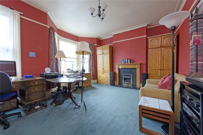 Bedroom/Study Room