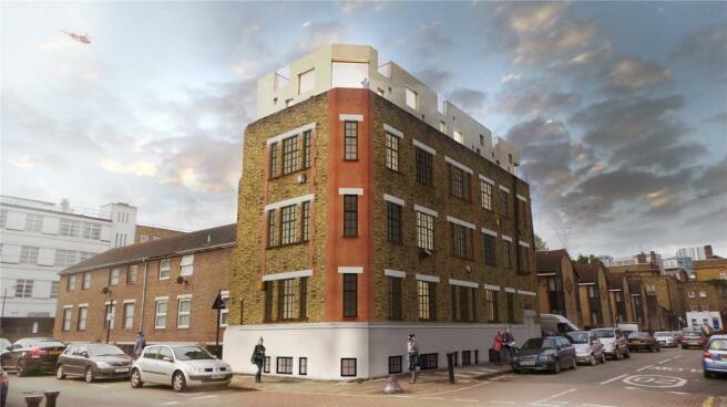 Exterior Whitechapel