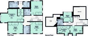 Floorplan 1st/2nd