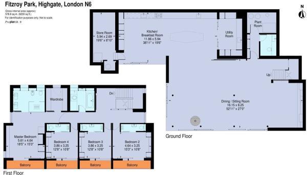 Floorplan G& F