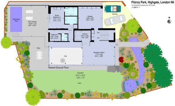 Floorplan Raised G