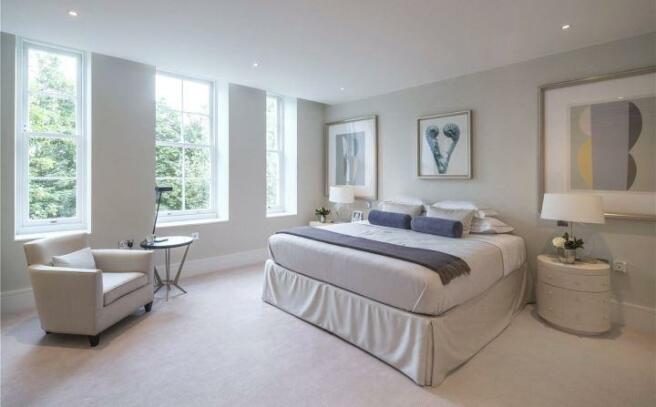 Show Flat Bedroom 1
