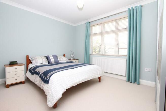 Bedroom shot