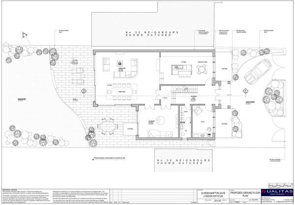 Proposed Grd Floor