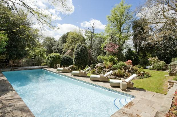 8 bedroom detached house for sale in george road kingston - Swimming pools in kingston upon thames ...