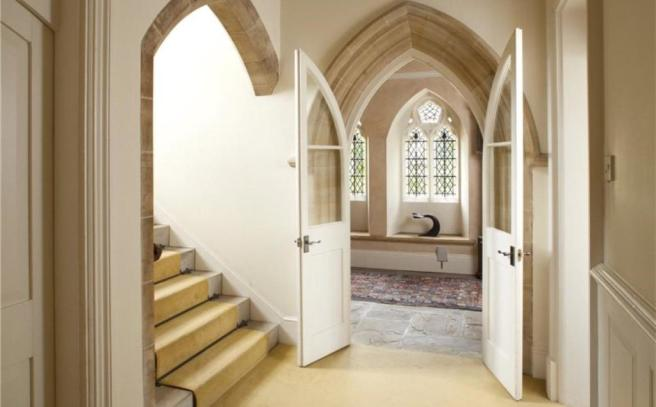 Hall To Staircase