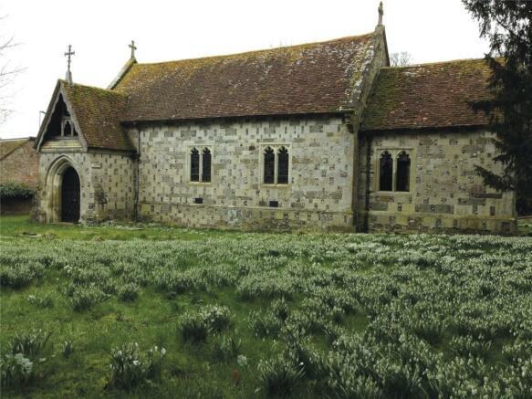 Standlynch Church