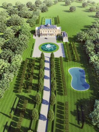 Ascot Park CGI