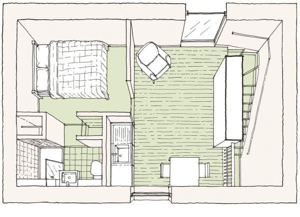 Studio Space Example