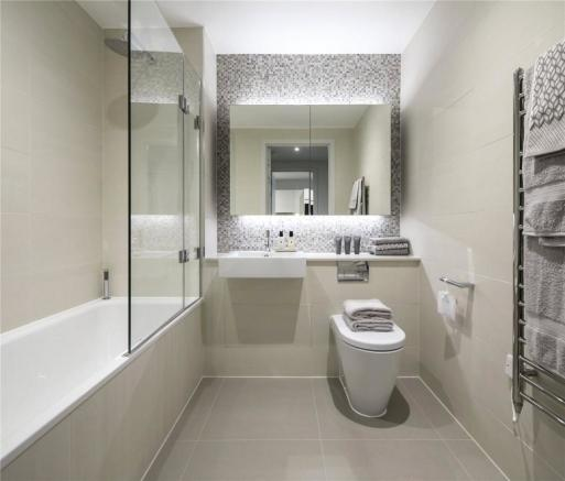 1 Bedroom Apartments In London: 1 Bedroom Apartment For Sale In A75, XY Apartments, Maiden