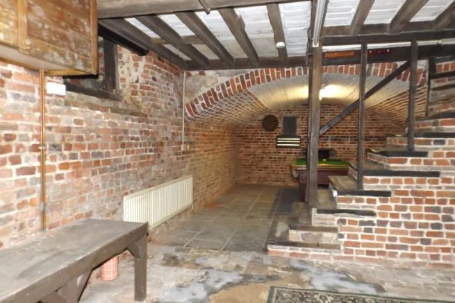 Dry Cellar