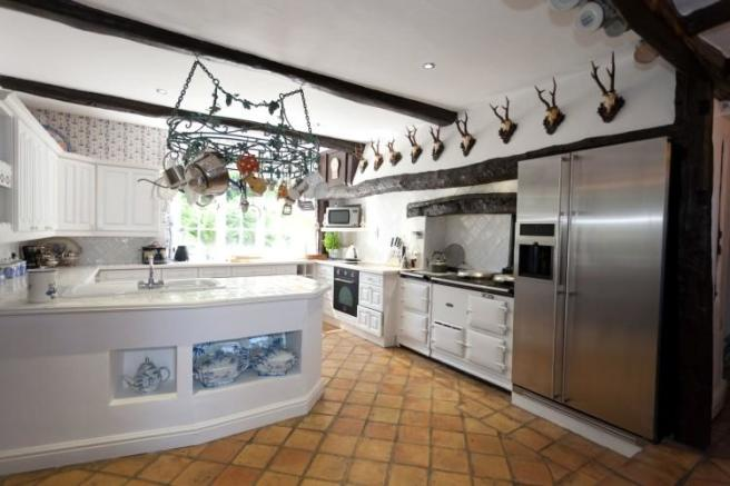 Excellent Family Kitchen