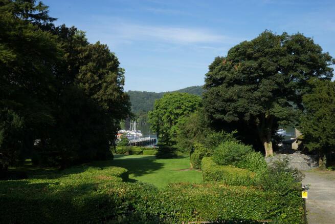 Patio View