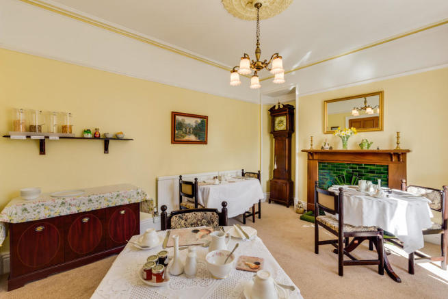 Guest Dining Room