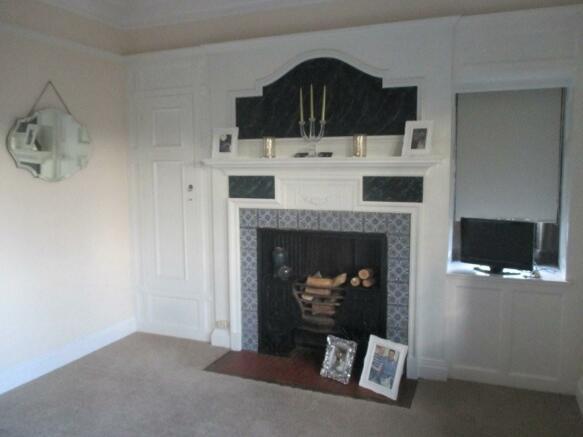 Bedroom 1 Firepla...