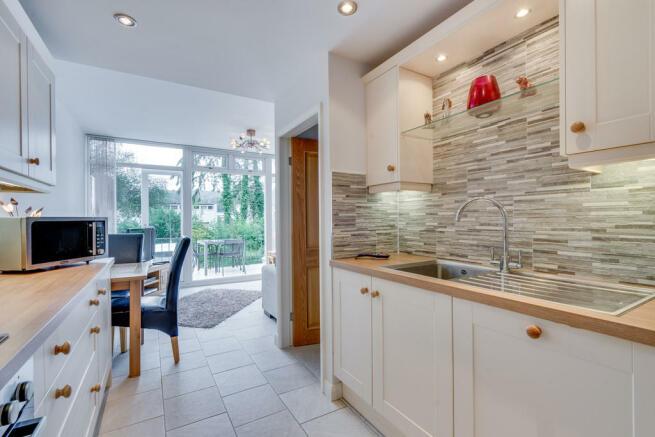 Kitchen Living Ar...