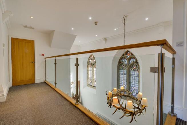 Mezzanine Hallway
