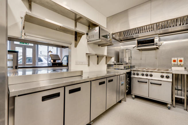Commercial Kitche...