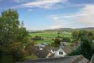 View over Cumbria...