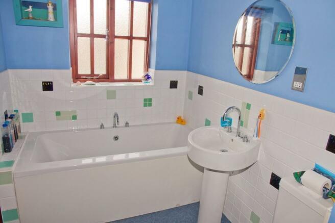 Bathroom/Bedroom ...