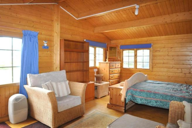 Large Timber Chalet