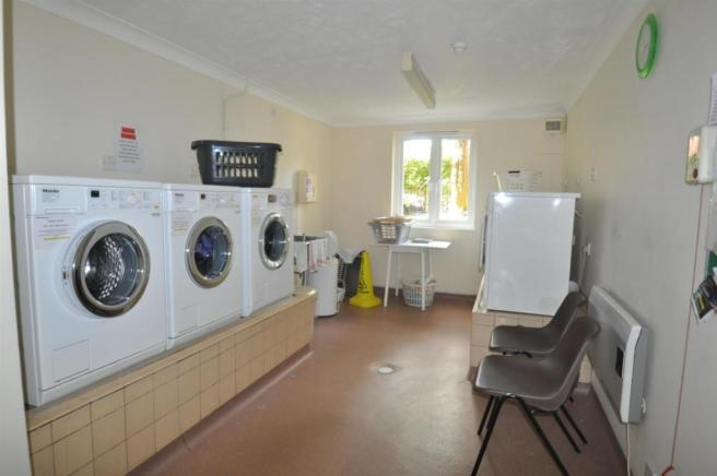 Communal Laundry Roo