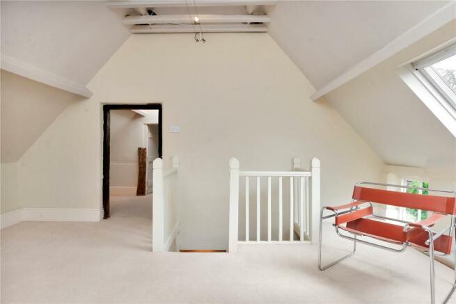 Landing/Living Room