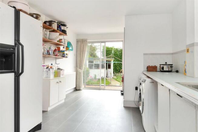 Utility Room/Kitchen