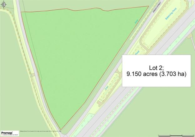 Lot 2 Map