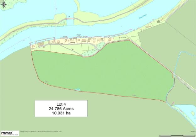 Lot 4 Map