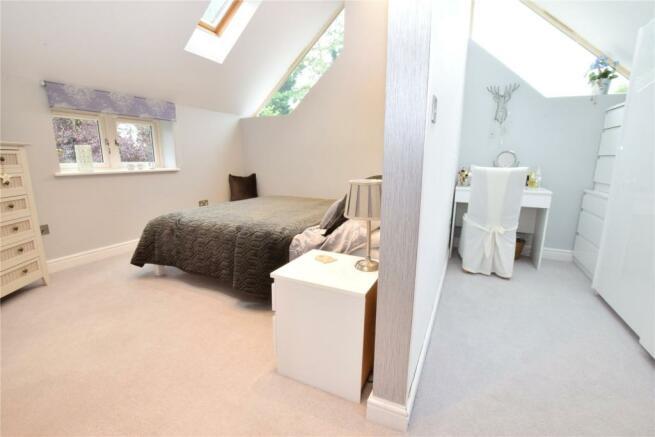 Bedroom/Dressing Rm