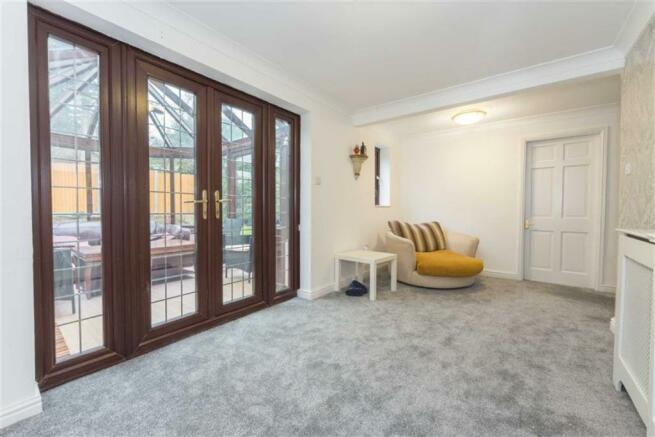 Hallway/Sitting Area