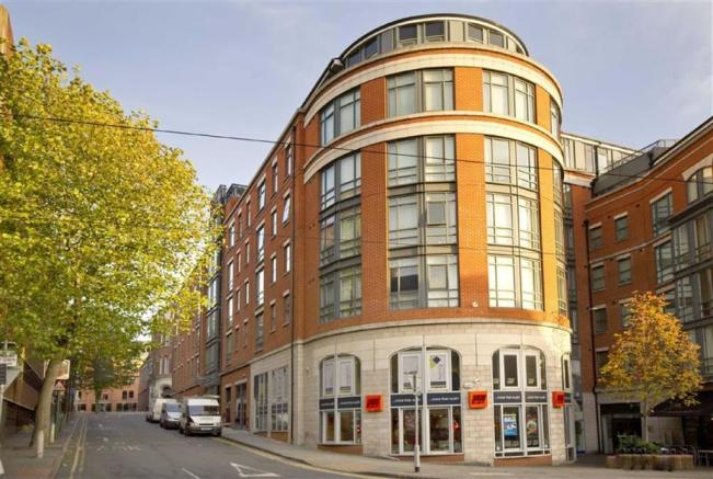 2 bedroom apartment to rent in Weekday Cross, Nottingham ...