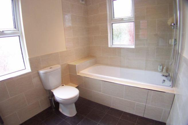 Bathroom and w.c.