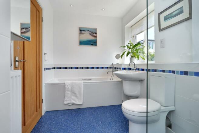 GROUND FLOOR SHOWER/BATHROOM
