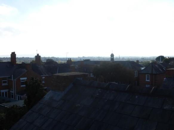 View to Cotswolds