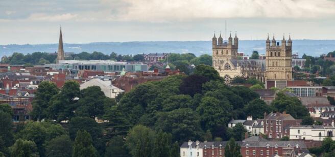 Exeter Skyline