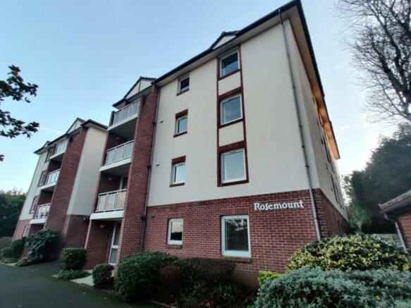 2 Bedroom Flat For Sale In Rosemount 12 Roundham Road Paignton