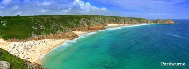Nearby Porthcurno Be