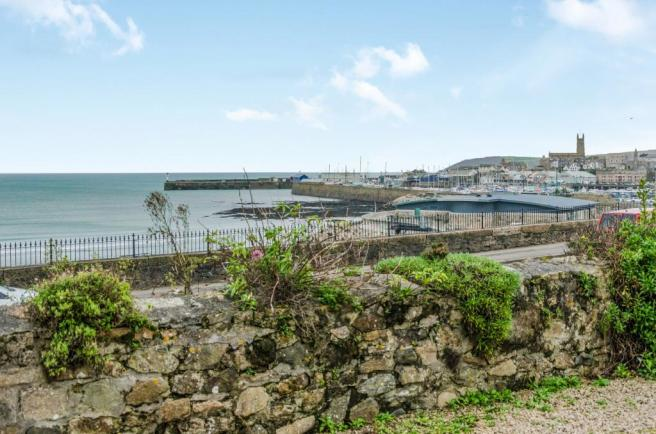 View Over Penzance