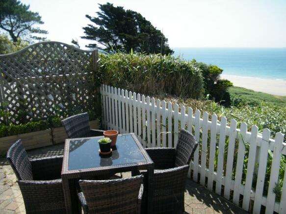 View from sun terrac
